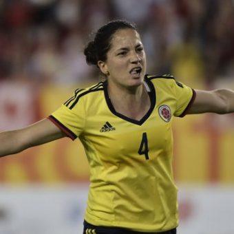 Diana Ospina es el primer refuerzo de Envigado FC para la Liga Aguila Femenina