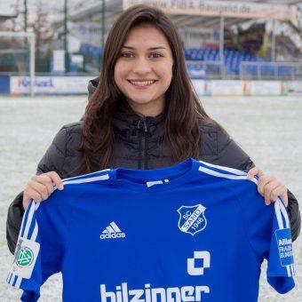 Leticia Santos aterriza en Alemania para jugar con el SC Sand
