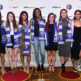 Los 10 equipos de la NWSL escogieron a sus nuevas jugadoras para 2017