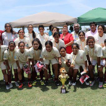 Universitario de Deportes se corona campeón del torneo femenino de Perú