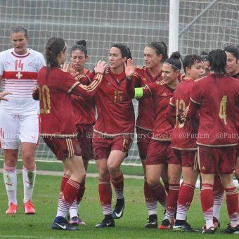 España se prepara para la Eurocopa 2017.