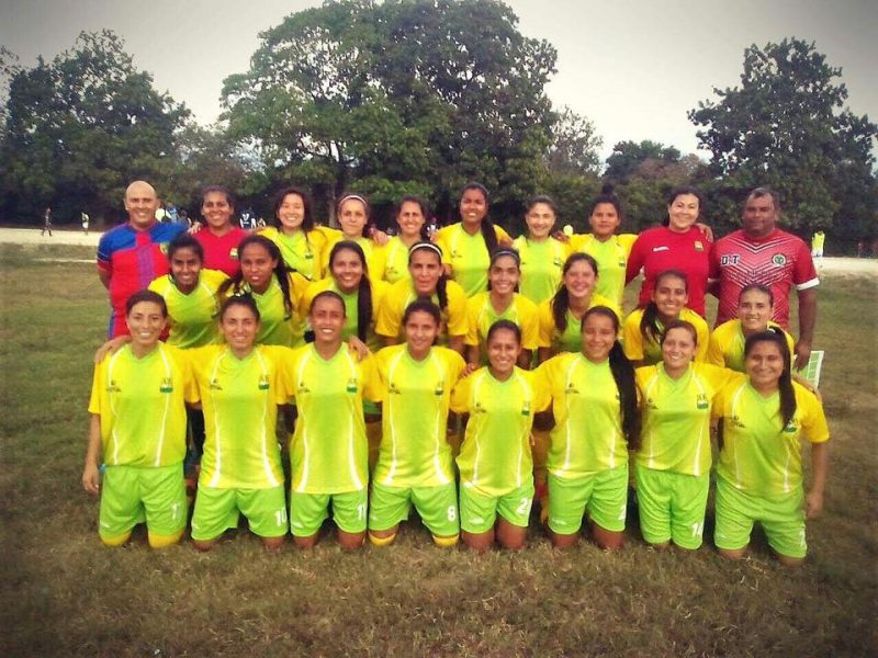 Atlético Bucaramanga Femenino. ¿Profesionales o aficionadas?