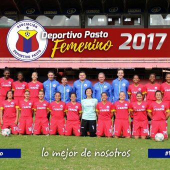 Deportivo Pasto, listo para abrir la Liga Águila Femenina