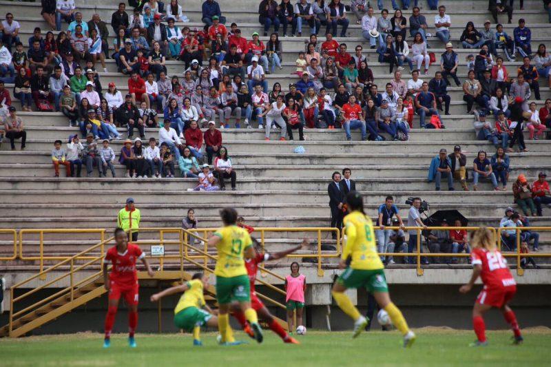 Reparto de puntos, en Tunja. Patriotas 1-1 Atlético Huila.