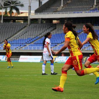 Pereira ganó, en el inicio de la fecha 2 de la Liga Águila femenina