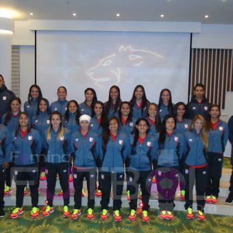 Comenzó la Liga Femenina para Santa Fe
