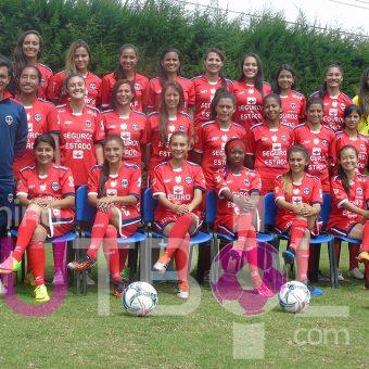 Fortaleza femenino está listo para el debut contra Cúcuta