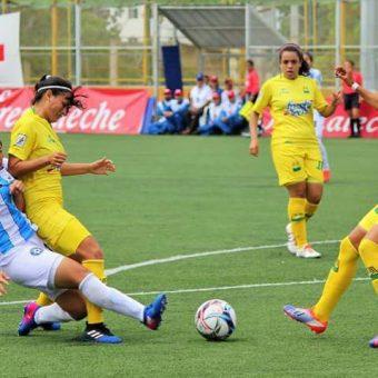 Bucaramanga obtiene su primer triunfo en la Liga Femenina contra Real Santander