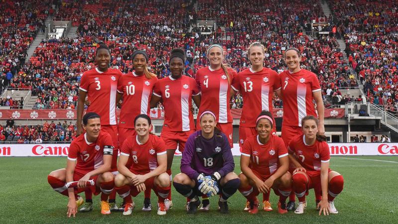 Canadá se prepara para defender su título en la Copa Algarve 2017