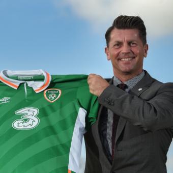 Colin Bell asume la dirección técnica de Irlanda
