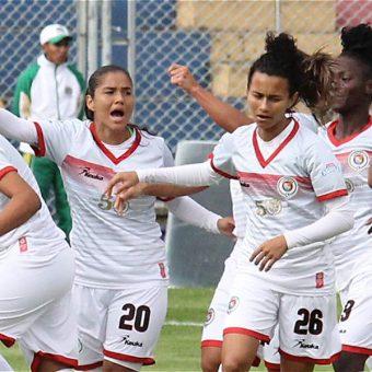 Cortuluá se lleva la victoria en el primer partido de la Liga Águila Femenina.