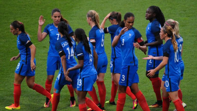 Francia da a conocer su convocatoria para la Copa She Believes 2017