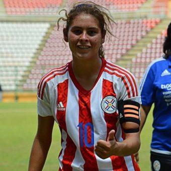Jessica Martínez jugará con Santos FC de Brasil hasta 2018