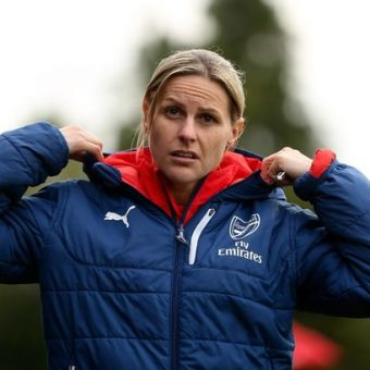 El final feliz como futbolista para Kelly Smith