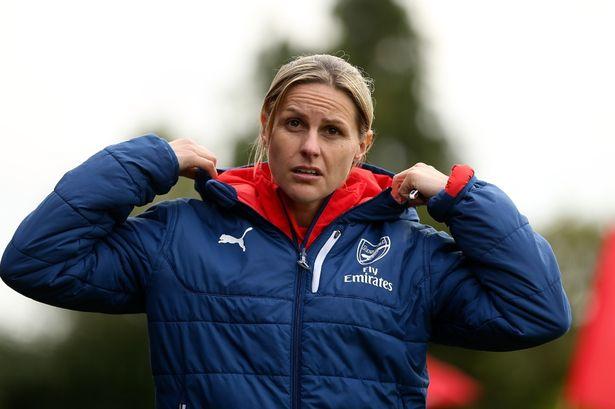El final feliz como futbolista para Kelly Smith