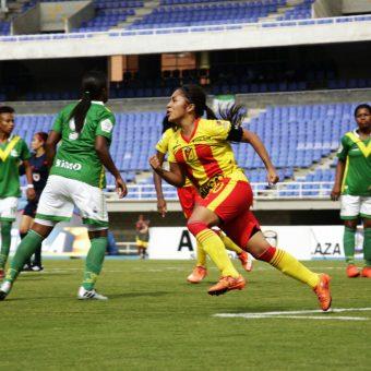 [Galería] Las mejores imágenes de la Fecha 1, Liga Aguila Femenina 2017