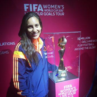 Melissa Ortiz es nuevo refuerzo de Cúcuta Deportivo para la Liga Aguila Femenina