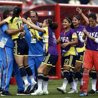 Jugadoras selección Colombia en los equipos de La Liga Águila Femenina