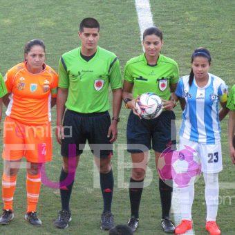 Envigado FC Formas Íntimas vs Real Santander, las antioqueñas con paso firme