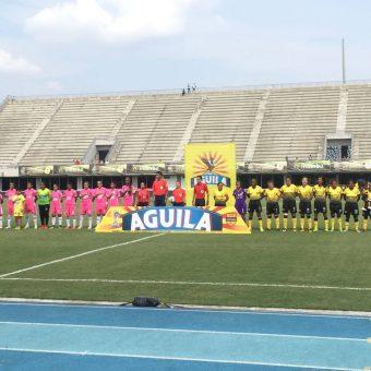 Atlético Bucaramanga ganó el clásico en Barrancabermeja