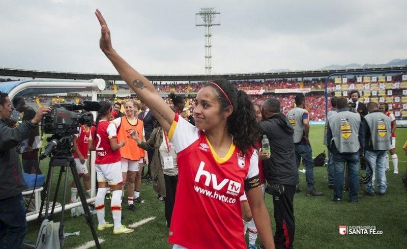 """Nada de favoritismo, esto se consigue paso a paso"": Liana Salazar"
