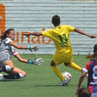 Atlético Bucaramanga no baja la guardia y gana de local por la mínima diferencia.