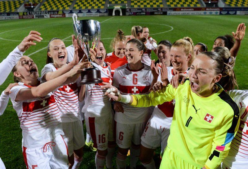 Suiza campeón de la Cyprus Cup