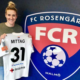 Anja Mittag regresa al Rosengard de Suecia