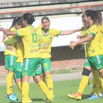 Huila celebra en casa su primera victoria contra Equidad por 1-0