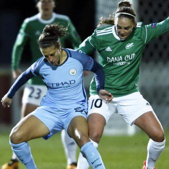 Debut con gol de Carli Lloyd en la Champions League Femenina