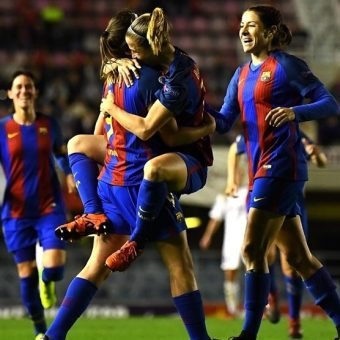 ¡Histórico! Barcelona avanza a semifinales de la Champions League Femenina
