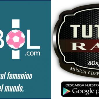 Fémina Fútbol Radio, nuestro programa en TutoGol Radio