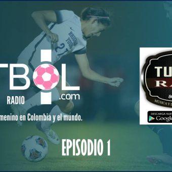 Fémina Fútbol Radio: Episodio 1 (marzo 16 de 2017)