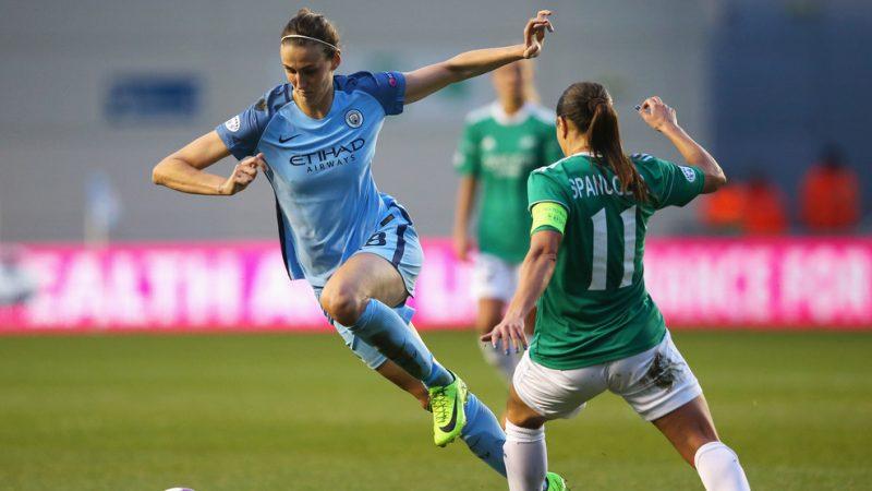 Manchester City es el último semifinalista de la Champions League Femenina