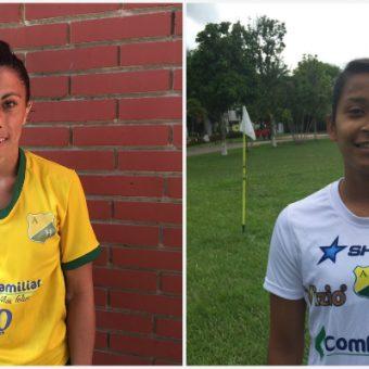 Dos nuevos refuerzos en el Huila para la segunda parte de la Liga Femenina
