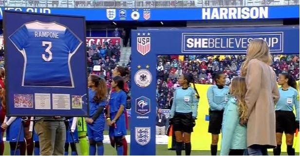 Francia se mantiene en la pelea por el título, Inglaterra da la sorpresa en la copa She Believes