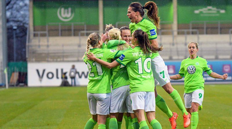 Wolfsburgo le gana el pulso al Bayern Múnich en la Bundesliga