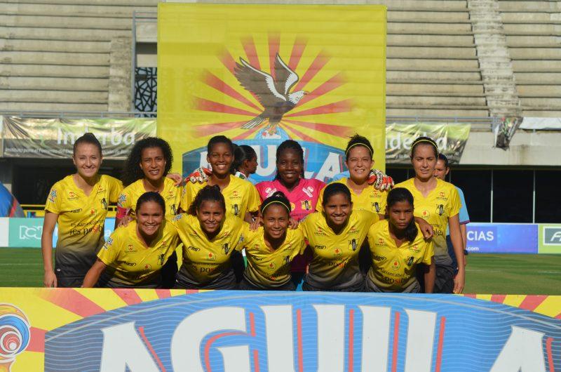 Alianza Petrolera no levanta cabeza en la Liga Águila Femenina