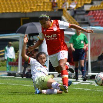 Liga Aguila Femenina 2017: Resultados y Posiciones – Fechas 8 y 9