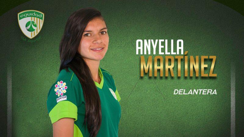 """""""A Santa Fe hay que saberlo atacar"""": Anyella Martínez"""