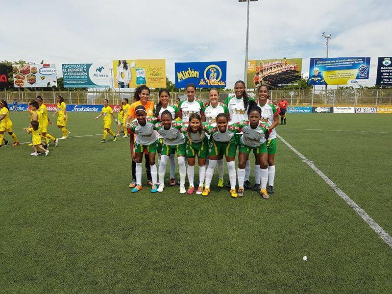 Bucaramanga sueña con los cuartos de final y derrotó a Real Cartagena