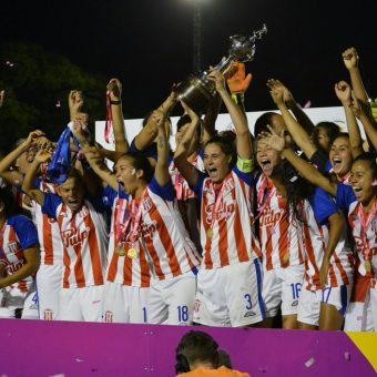 Paraguay será sede de la Copa Libertadores Femenina 2017