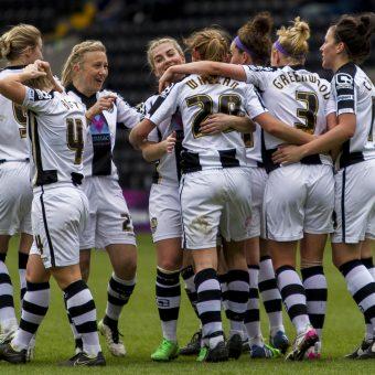 La mala hora de Notts County, su equipo femenino fue clausurado