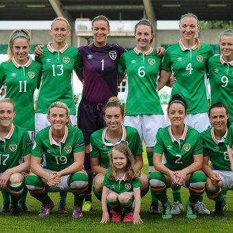 La selección femenina de Irlanda arma un boicot en contra de su federación