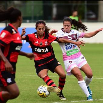 Flamengo aseguró su lugar en cuartos de final