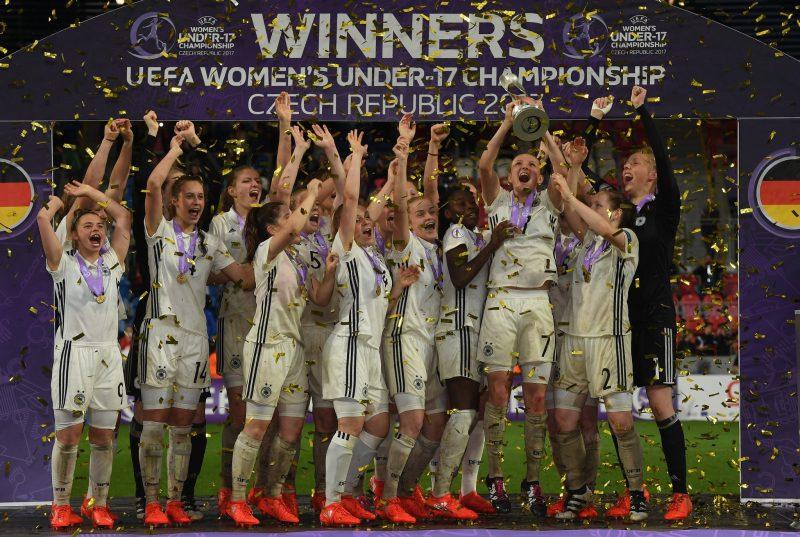 Alemania se proclama campeón del Europeo Sub-17 Femenino tras vencer por penales a España
