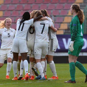 Alemania clasificó a la final del Europeo Sub-17 por medio de un novedoso sistema de definición por penales