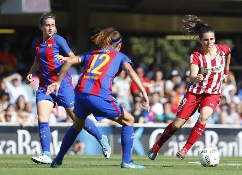 Atlético Madrid y Barcelona definirán el título de la Liga Iberdola en la última fecha