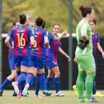 Barcelona no afloja y Jenni Hermoso es goleadora de la Liga Iberdrola