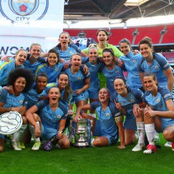 Manchester City conquista su primer título de FA Cup Femenina